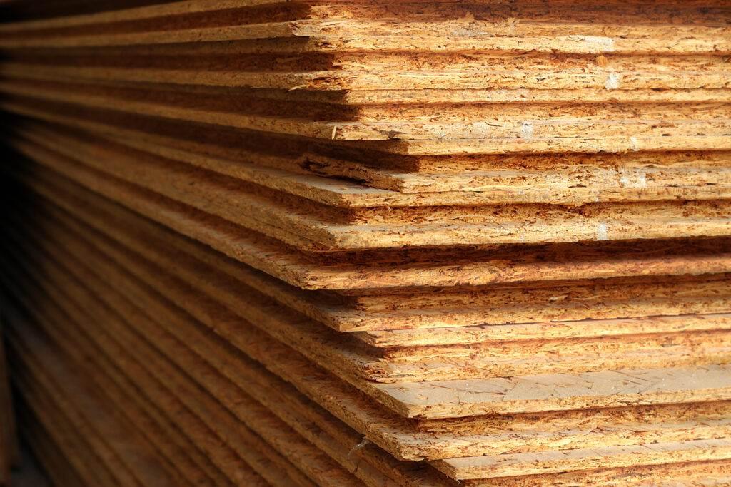 préfabrication bois OSB