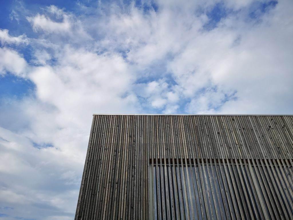 bardage bois gris prefabricationbois.com