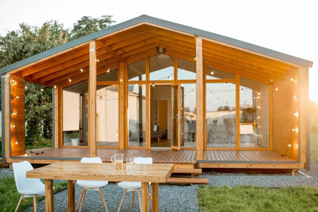 maison bois construction écologique c