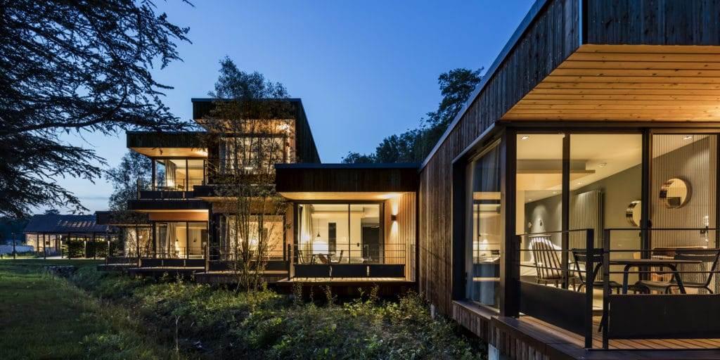 logement collectif Modulaire